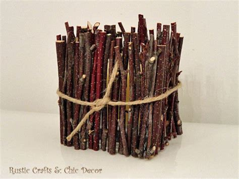 easy diy rustic crafts rustic crafts chic decor