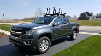 yakima roof rack on 2016 crew cab page 2 chevy
