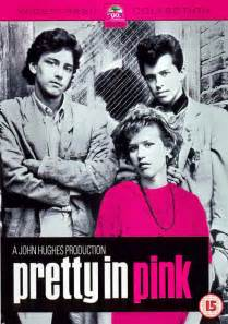 pretty in pink pretty in pink movie posters from movie poster shop