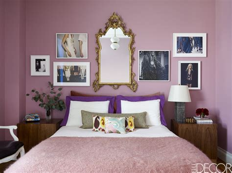 purple walls bedroom decobizz com 6 ways to decorate your bedroom with pink decorist