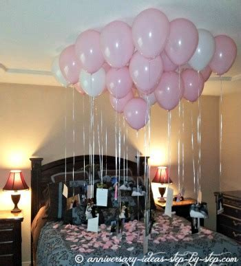 Decorate Home For Birthday Party by 1st Wedding Anniversary