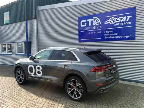 Audi Q8 Tieferlegen by Tuning News Mercedes Amg W222 S Klasse Tieferlegung