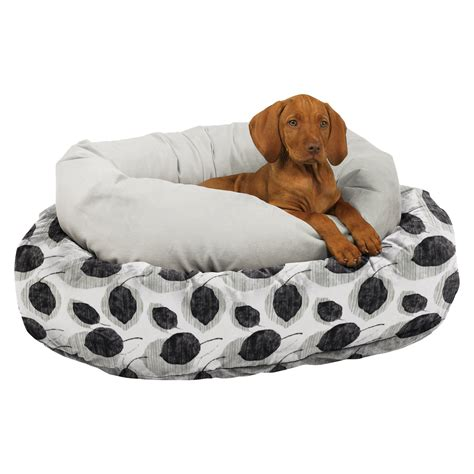 bowser dog beds bowsers diamond collection donut pet bed