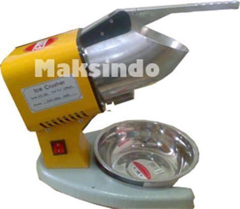 Pembuat Es Serut Cur Serutan Es Manual Shaver Bb 002 jual mesin es serut crusher di surabaya toko mesin maksindo surabaya toko mesin