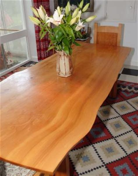 Cedar Table Furniture Making Cedar And Ash Dining Table The Top From