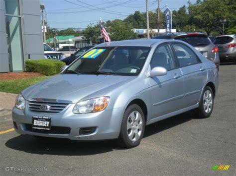 Kia Spectra Ex 2007 2007 Blue Kia Spectra Ex Sedan 3405643 Gtcarlot