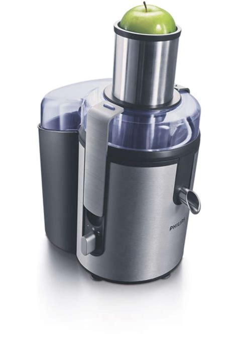 Juicer Philips aluminium collection juicer hr1865 00 philips