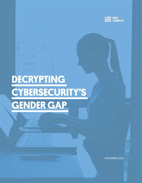 new solutions for cybersecurity mit press books decrypting the cybersecurity gender gap