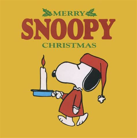merry snoopy christmas  artists songs reviews credits allmusic