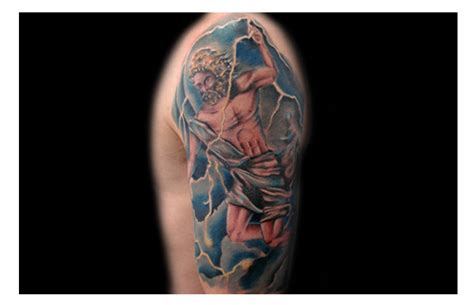 zeus by lagartotattoo on deviantart