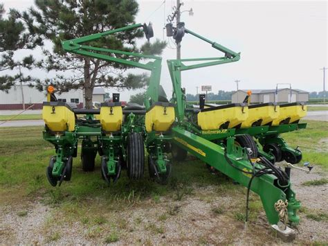 18 Row Planter by Pin By The Silver Spade On Deere Equipment