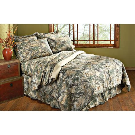 camo bedding sets all in one true timber 174 mc2 camo bedding set 213602