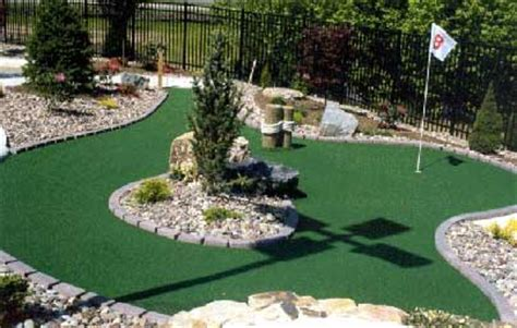 emejing home golf course design pictures design ideas