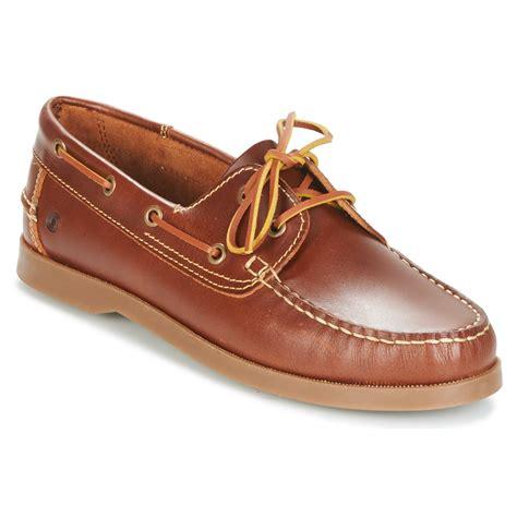 chaussures bateau casual attitude revoro marron livraison gratuite avec spartoo