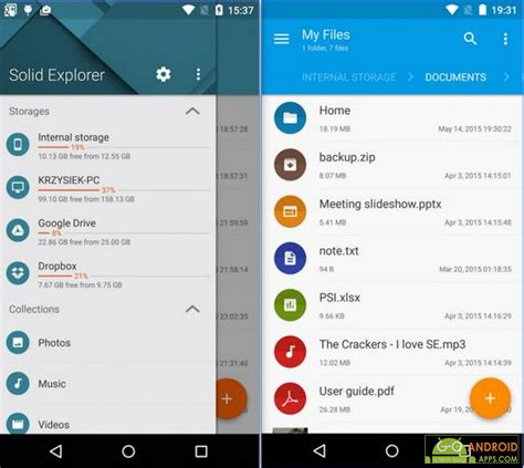 best android file manager best file manager apps for android 2016