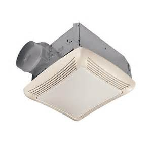 fan light combo bathroom broan nutone nutone 769rl fan light combo 4 quot duct 70 cfm
