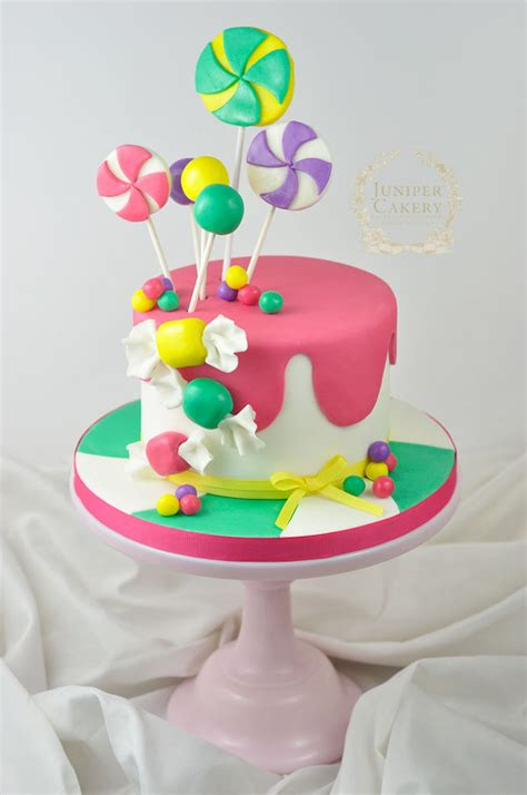 How To Make Sweet Decorations by Sweet Teeth How To Make A Cake