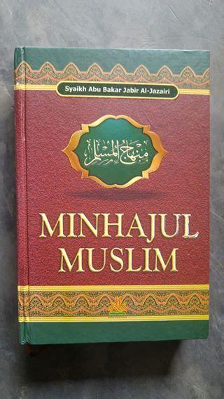 Buku Ensiklopedi Muslim Minhajul Muslim buku minhajul muslim toko muslim title