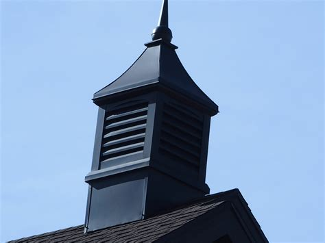 What Does Cupola by Cupolas Finials Cypress Metals