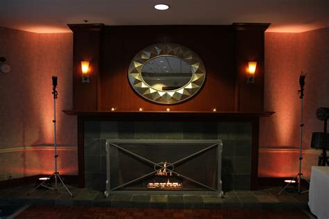 Lights Around Fireplace by Par 64 Led Up Light Rentals In Milpitas And Bay Area Ca