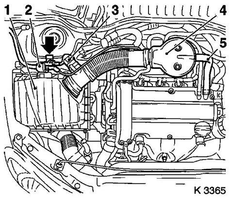 opel corsa engine diagram intake air temperature sensor wiring diagram get free