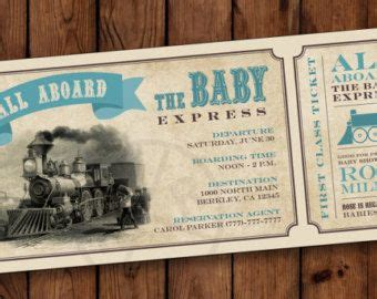 Boarding Pass Baby Shower Invitations by Best 25 Boarding Pass Invitation Ideas On