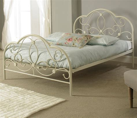 headboards for 4ft beds sar beds alexis 4ft 6 double metal bedstead