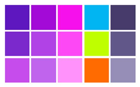 purple color combination color combinations color schemes color palettes autos weblog