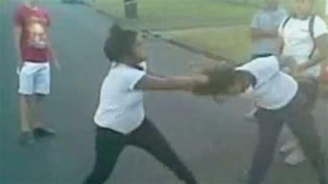 backyard girl fights study schoolyard fights damage kids iqs mamamia