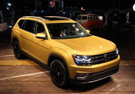 Volkswagen 2019 Price by 2019 Volkswagen Atlas Review Price And Photos Volkswagen