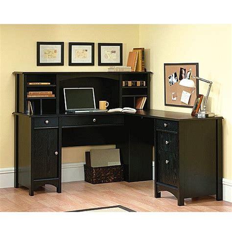 Corner Computer Desk And Hutch Corner Computer Desk With Hutch Shaker Ebony Corner Computer Desk With Hutch 1 11 Jpg Desk