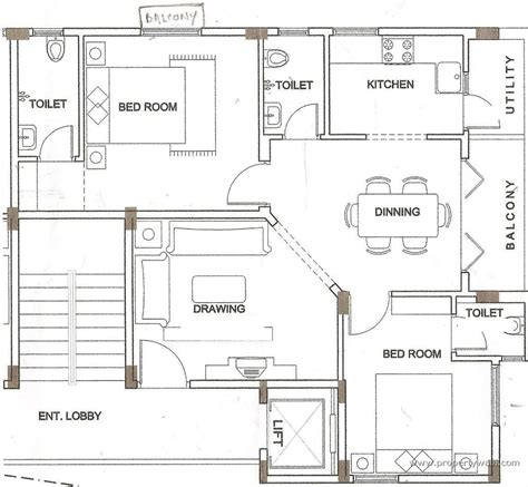 captivating 60 how to draw a house plan inspiration