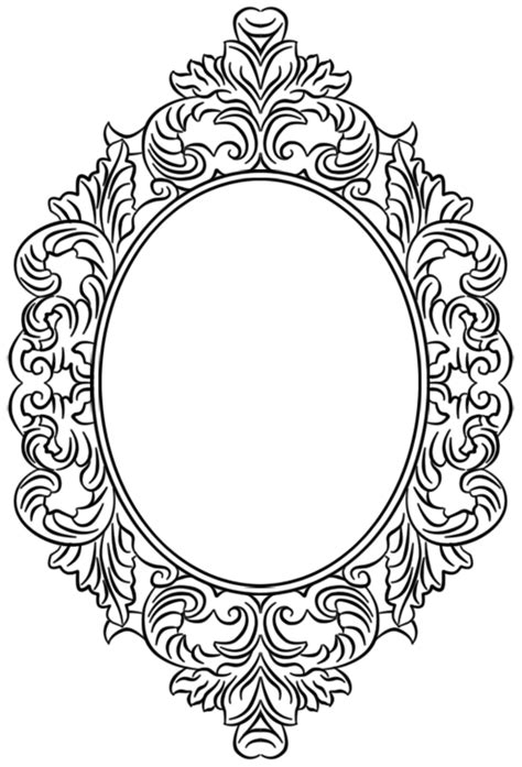 mirror image free mirror frame clipart 101 clip