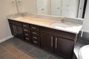 Dark Bathroom Floors - canot dr addison whole house remodel millwood