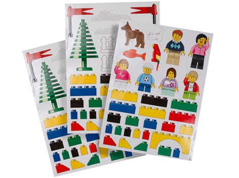 lego brick wall stickers lego 174 classic wall stickers 850797 bricks and more