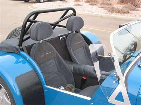 caterham seats skip cannon s 2004 caterham seven sv with mazda 1 8l turbo