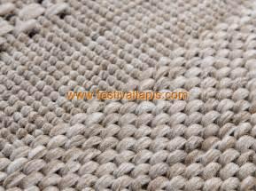 tapis sisal fibres plat tiss 233 224 plat gris akar pas cher