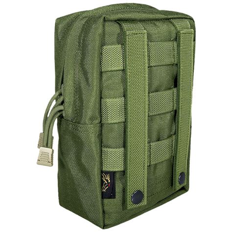 molle system accessories flyye vertical accessories pouch molle olive drab