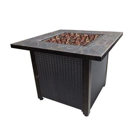 30 Inch Propane Pit Endless Summer 30 In W 50 000 Btu Rubbed Bronze Steel