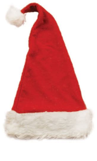 wholesale red santa hat 25 5 quot sku 2127607 dollardays