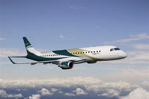 exec jet embraer lineage 1000