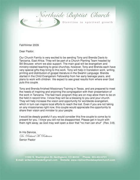 Invitation Letter Pastor Appreciation post pastor appreciation letter sample 373845