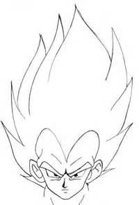 easy dragon ball z drawings free coloring pages on art