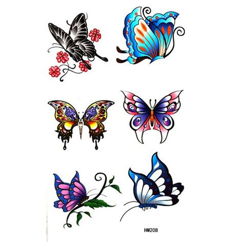colorful butterfly tattoos 17 best ideas about colorful butterfly on