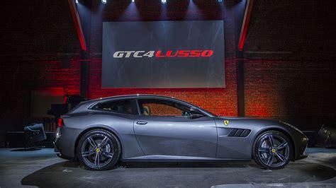 Ferrari N V by Ferrari Gtc4lusso The U S Reveal Carrrs Auto Portal