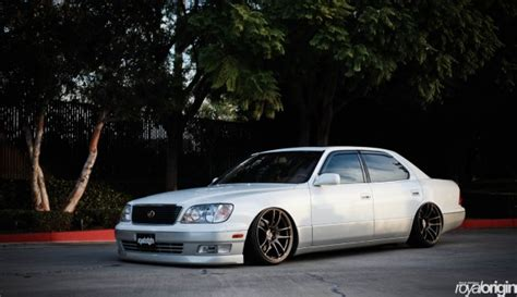 bagged ls400 hangs with lowballers royal origin