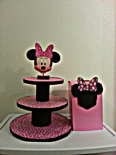 Standing Cup Mickey Mouse Stand Cake minnie mouse cupcake stand diy projects