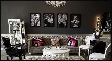 old hollywood glamour home decor ideas for furniture in your house new ideas on