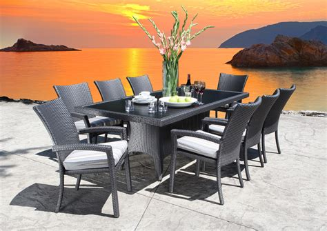wicker patio furniture cabana coast