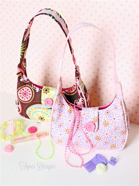 cute pattern purse free sewing pattern girl s purse sewing patterns purse